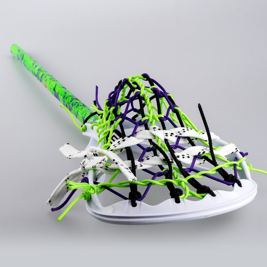 Gravedigger Lacrosse Mini Stick Head