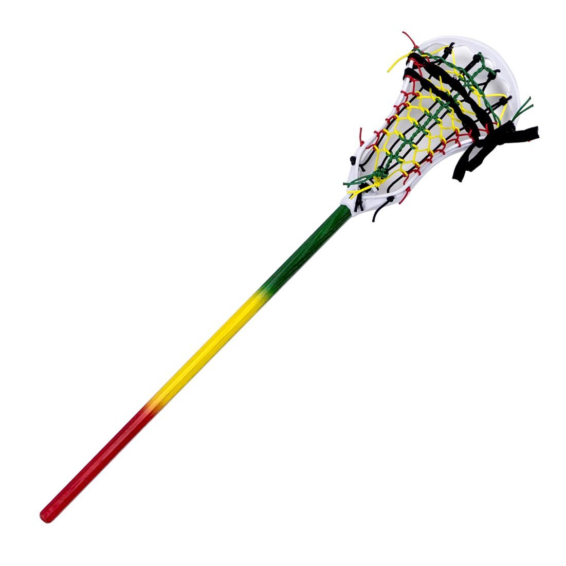 Rasta Lacrosse Mini Stick